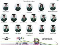 Graduados Promoción Programa Promentor Fundacion PRODIS